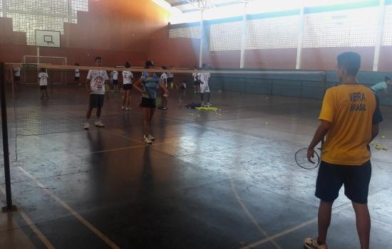 competição, Curitiba, equipe, badminton, nacional, categorias, envolvendo, adultos, jovens, setembro, acontecerá, Badminton, Projeto, Escola, participará, entre, Etapa