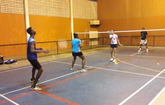 inicio, atletas, trabalho, etapa, janeiro, desde, físico, quadra, passaram, aplicam, nacional, menos, badminton, ABAGDI, empenho, Faltando, treinos