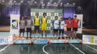 II Etapa Nacional de Badminton - Curitiba